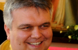 Fr. Andrzej Pieńdyk (Rector of the Shrine 2012 - 2018)